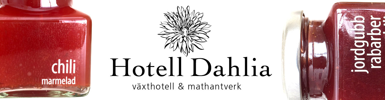 Hotell Dahlia växthotell